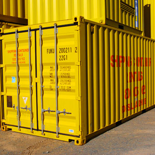 20ft Shipping Container For Hire