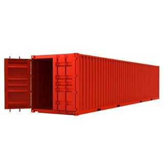 40 Foot Shipping Container For Hire