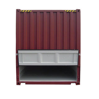 Bulker-container