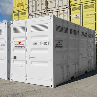 Dangerous Goods Shipping Containers For Hire