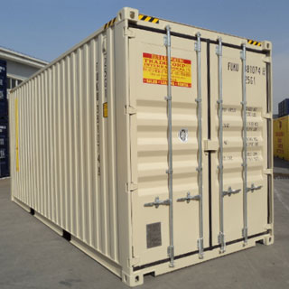High Cube 20 Foot Container For Hire