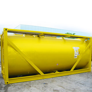 Tank Container For Hire