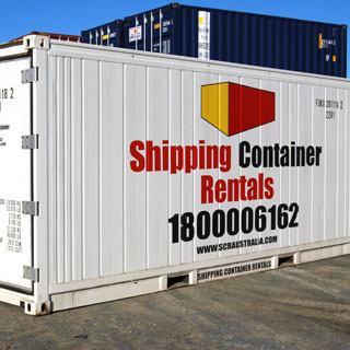 Refrigerated Shipping Container For Hire
